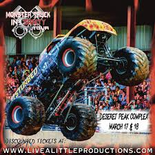 Monster Truck Insanity Tour In Tooele, March 17th & 18th! Tickets ... Monster Trucks 2018 Coffs Harbour Function Centre Showgrounds Jam Truck Show Discount Tickets Coming To Tacoma Dome In Win Toronto I Dont Blog But If Did State Farm Stadium Thrdown Events Photos Videos 20 Things You Didnt Know About Monster Trucks As Comes Traxxas Monster Truck Crown Complex No Limits Featuring Bigfoot Salem Va 24153 Page 3 Jamst Louis Kids Out And About St Monstertruck Poster