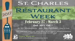 The Breslin Bar Dining Room Restaurant Week by Restaurant Week City Of St Charles Il