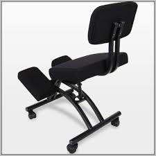 kneeling chair for standing desk desk home design ideas