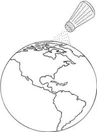 Salt Of The Earth Coloring Page