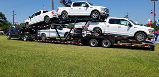 100 Hauling Jobs For Pickup Trucks GN500 Shepard 5 Car Hauler Trailer Is Designed To Haul 5 Cars Or 4