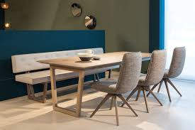 the rolf 924 dining table adds excitement to any dining
