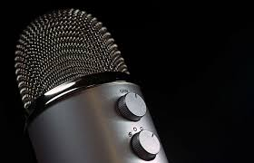 Audio Blur Chrome Controls Focus Macro Mic Microphone Volume Wallpaper And Background