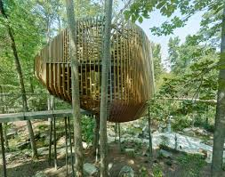 100 Tree House Studio Wood Modusstudiogarvantreehouse0544 Archpapercom