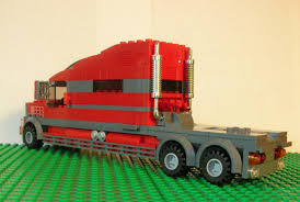 100 Truck Sleeper Cab LEGO IDEAS Product Ideas Super Extended Semi