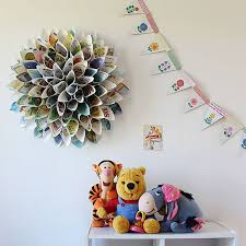 Watch Cool Wall Decoration By Paper