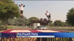 Pre-Fourth Of July Part In Rancho Cordova « CBS Sacramento