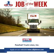 CDL Job Now - Paschall Truck Lines Is Hiring Truck Drivers... | Facebook Paschall Truck Lines Driveforptl Twitter Inc Murray Ky Rays Photos Ptl History How We Became Employeeowners Cporate Frequently Asked Questions Regarding Our Trucking Ptl Event Youtube Flickr Paschall Truck Lines Inc Employee Stock Ownership Plan Summary Untitled Tnsiam