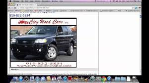 100 Craigslist Trucks For Sale In Nc Raleigh NC Used Cars Finding Deals Online YouTube