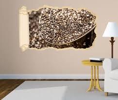 3d wandtattoo tapete chia samen bohnen gemüse küche durchbruch selbstklebend wandbild wandsticker wohnzimmer wand aufkleber 11o1471 wandtattoos und
