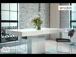 Modloft Worth Bed by Boho Furniture Gallery Las Vegas Furniture Modloft Dining Room