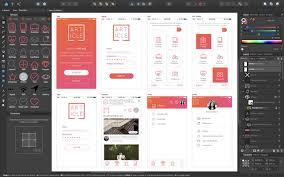 Affinity Designer on the Mac App Store