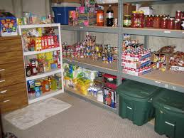 Spring Cleaning With Thrifty 101The Food Storage Room