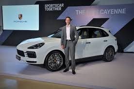2018 Porsche Cayenne Officially Launched In Malaysia; Priced From ...