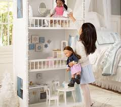 Woodbury Gotz Doll House | Pottery Barn Kids Loving Family Grand Dollhouse Accsories Bookcase For Baby Room Monique Lhuilliers Collaboration With Pottery Barn Kids Is Beyond Bunch Ideas Of Jennifer S Fniture Pating Pottery New Doll House Crustpizza Decor Capvating Home Diy I Can Teach My Child Barbie House Craft And Makeovpottery Inspired Of Hargrove Woodbury Gotz Jennifers Bookshelf