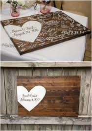 Wedding Banner Guest Book Sign In Or