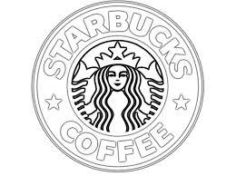 24 Starbucks Coloring Page Printable