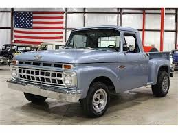 1965 Ford F100 For Sale | ClassicCars.com | CC-1036152 1965 Ford F100 Pickup Presented As Lot F165 At Monterey Ca Icon Creates Modern Classic From Fseries Crew Cab Fordtruck F250 65ft9974d Desert Valley Auto Parts Hot Rod Network Project Truck Chevrolet Small Blockpowered Ford Truck Bad 65f Pin By Anthonylane Rawlings On Ibeam G501 Kissimmee 2016 F 100 Custom Id 27028 With A Dodge Ram Powertrain Engine Swap Depot Classic Cars 300 6 Cylinder