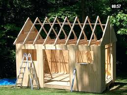 Backyard Shed Blueprints Shed Designs Outdoor Storage