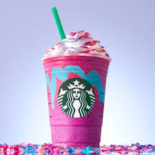 We Heard Rumors Of A Starbucks Unicorn Frappuccino And Were Sending Vibes Out Into The Universe That It Was True Today Found Our Prayers Have Been