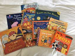 Best Halloween Picture Books by Top 10 Halloween Books For Children