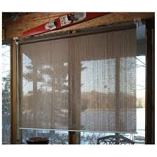 Roll Up Patio Screens by Castlecreek Sunscreen Roll Up Window Shade 232384 Awnings