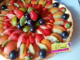 dessert aux fruits d ete tarte aux fruits d eté la cuisinade