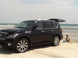 Off Roading In Luxury: The Infiniti QX56 Conquers The Road Less ... Infiniti Qx80 Wikipedia 2014 For Sale At Alta Woodbridge Amazing Auto Review 2015 Qx70 Looks Better Than It Rides Chicago Q50 37 Awd Premium Four Seasons Wrapup 42015 Qx60 Hybrid Review Kids Carseats Safety Part Whatisnewtoday365 Truck Images 4wd 4dr City Oh North Coast Mall Of Akron 2019 Finiti Suv Specs And Pricing Usa Used Nissan Frontier Sl 4d Crew Cab In Portland P7172a Preowned Titan Sv Baton Rouge I5499d First Test