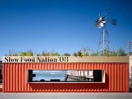 100 Jensen Architecture Slow Food Nation Welcome Pavilion Architects ArchDaily