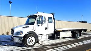 100 Freightliner Tow Trucks For Sale Rollback Truck YouTube