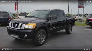 2014 Nissan Titan PRO-4X Truck Crew Cab - YouTube 2014 Nissan Titan Reviews And Rating Motortrend Used Van Sales In North Devon Truck Commercial Vehicle Preowned Frontier Sv Crew Cab Pickup Winchester Lifted 4x4 Northwest Motsport Youtube Model 5037 Cars Performance Test V8 Site Dumpers Price 12225 Year Of Manufacture 2wd King V6 Automatic At Best Sentra Sl City Texas Vista Trucks The Fast Lane Car 2015 Truck Nissan Project Ready For Alaskan Adventure Business Wire