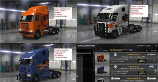 100 Trucks Stephen King Freightliner Argosy Company Trucks Quick Job For ATS American