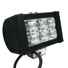 18Watt Off Road LED Light Bar - Vehicle Work Light Bar - TORCHSTAR 5inch 40w Led Work Light Bar For Truck Motorcycle Gd Traders Aries Automotive 50 Doublerow 26 Best Of Off Road Lights Home Idea 315 Inch 180w 4x4 Led Curved Tractor Offroad 4wd 72018 F250 F350 Nfab Offroad 30 W Amazoncom Senlips 52 Inch 300w Install Of Westin Bar And Hella 500ff 18watt Vehicle Torchstar Kohree 108w Cree Spotflood Rc Deluxe Package Kit Torch Series Grilles