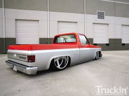 1986 Chevy C10 - Custom Trucks - Truckin' Magazine