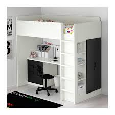 stuva loft bed combo w 3 drawers 2 doors white ikea