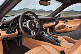 Porsche 911 Turbo S Interior 1 Indian Autos blog