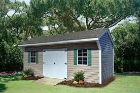 Wood Storage Sheds 10 X 20 by Quality Sheds Carriage House Storage Sheds