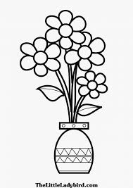 Adult Coloring Pages Of Flowers In A Vase Coloring Pages Of