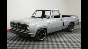100 1972 Dodge Truck DODGE D100 YouTube