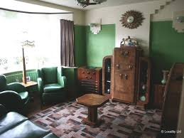 1930s Suburban House With All Original Fixtures And Fittings