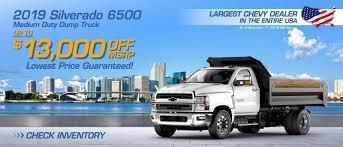 100 Medium Duty Trucks For Sale Bomnin A Miami Chevrolet Dealership