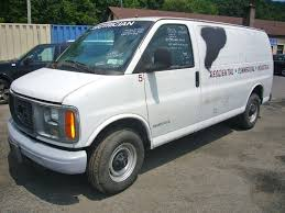 100 Used Utility Trucks For Sale 1997 GMC Savana G3500 Van For Sale By Arthur Trovei Sons