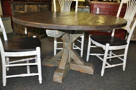 Round Farm Table Dining Legs Diy