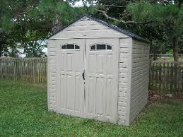 Rubbermaid 7x7 Storage Shed by Suncast Shed Vs Rubbermaid Free 12000 Shed Plans