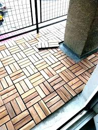 Balcony Floor Covering Flooring Ideas Outdoor Coverings Exterior Small