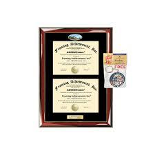 Double Diploma Frame Umass University Of Massachusetts Amherst Dual Jpg 1200x1200 Umass Mba Diploma Kostenlose Druckvorlage Schnullerfee Brief Brief Von Der Schnullerfee Text