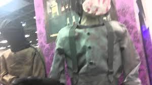 Spirit Halloween Animatronics 2014 by Spirit Halloween Evil Scientist 2014 Youtube