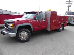 2001 GMC 3500HD Mechanic / Service Truck For Sale | Cleveland, OH ...