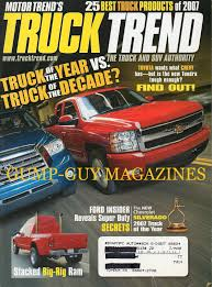 Truck Trend March April 2007 Magazine CHEVROLET SILVERADO TRUCK OF ... Buy Used 2007 Daf Cf65 6828 Compare Trucks Chevy Silverado Motor Trend Truck Of The Year News Top Speed Lincoln Mark Lt Wikipedia 2007dafxf105intertionaltruckoftheyearjpg Drivers Blog Freightliner M2 106 Tpi 072018 Flex Side Door Fender Vinyl Graphic Models By Likeable 1500 Vehicles For Sale In Intertional 9900i Coronado Prodigous Chevrolet Trends 15 Anniversary Special Mack Cxn613 Tandem Axle Day Cab Tractor Sale Arthur