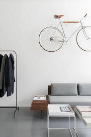 kreative wohnideen wohin mit dem fahrrad